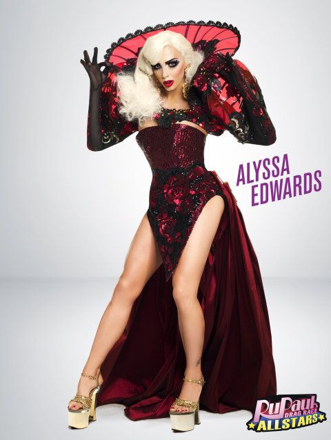 Alyssa Edwards, RPAS, RuPauls Drag Race All Stars                                                                                                                                                                                 More