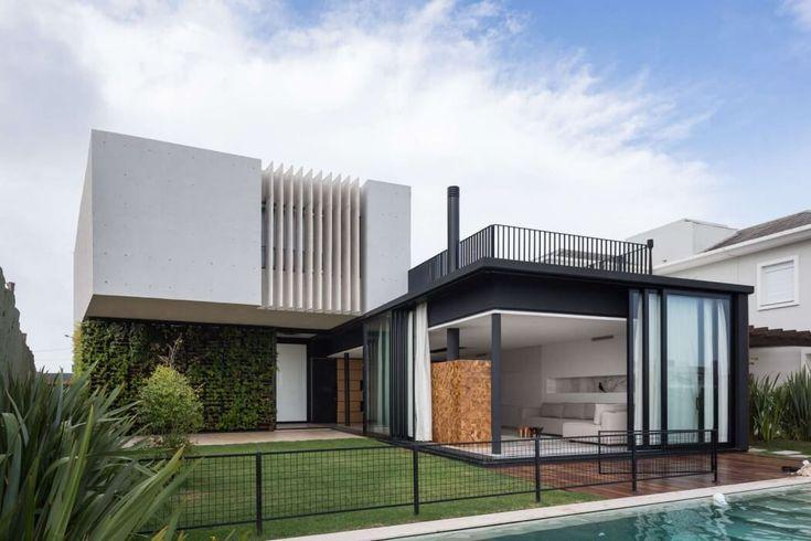 Enseada House by Arquitetura Nacional
