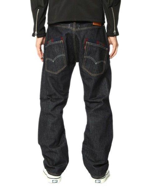 Standard denim jeans eYe COMME des GARCONS JUNYA WATANABE MAN x Levi's