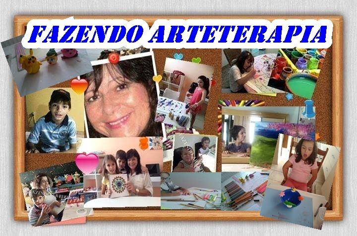 FAZENDO ARTE TERAPIA