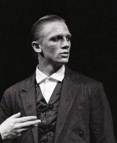 "katekier: "" Daniel Craig 19 yrs old at National Youth Theatre 💋😍💙 """