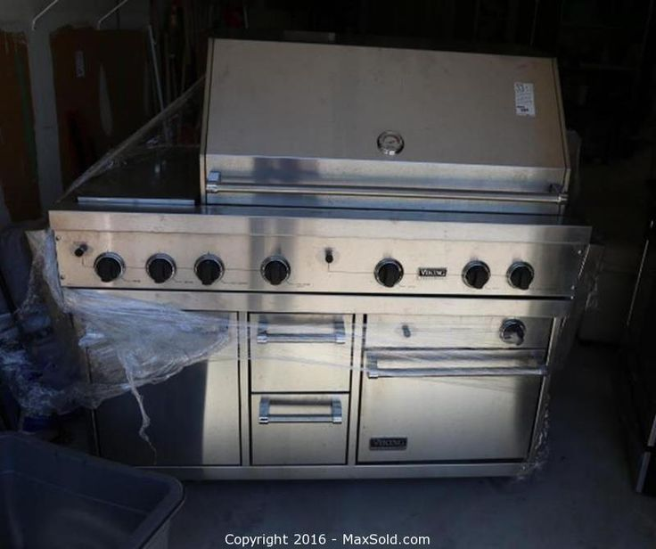 Viking Professional gas BBQ and more in Mississauga Online MaxSold Auction. Bid online now!