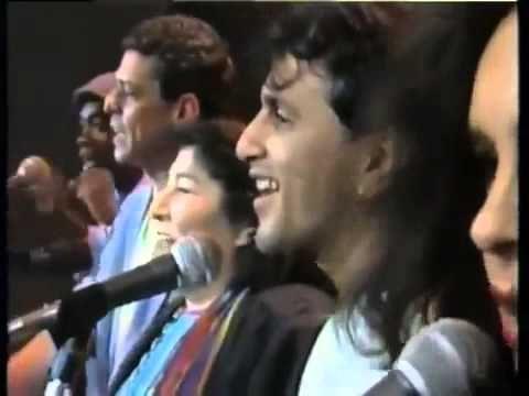Mercedes Sosa, Chico Buarque, Caetano Veloso, Milton Nascimento e Gal Co...