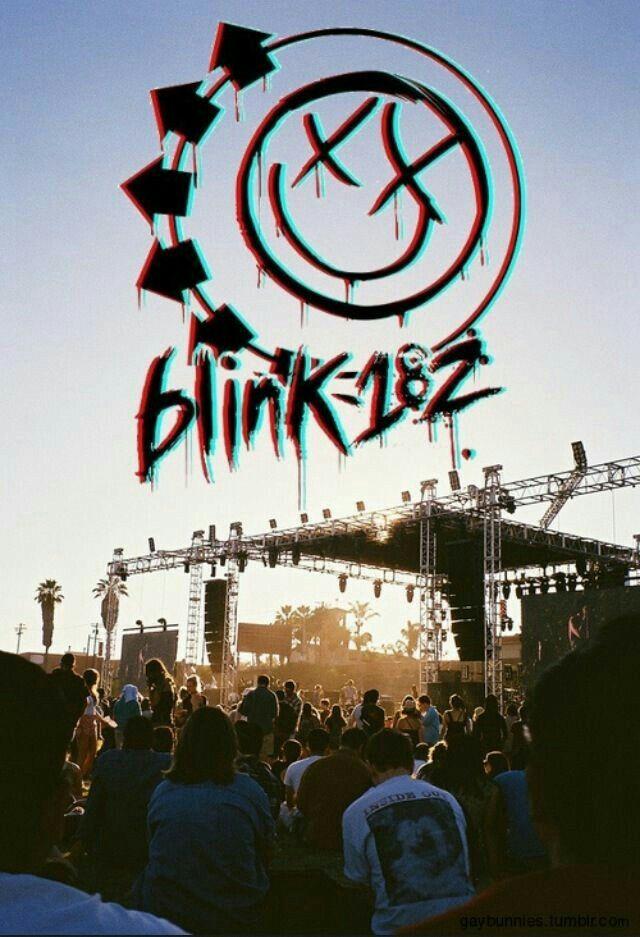 Blink 182 ❤💙💚💟💗💖💜💛