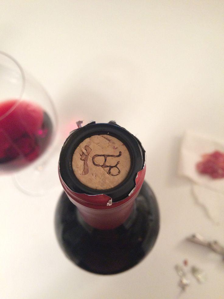Last night's wine made me blush... #wine #winelover #tips #vino #WineWednesday #winelovers #Italy