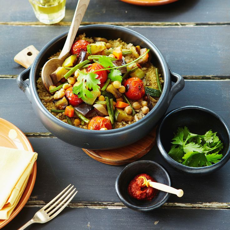 Découvrez la recette du couscous maqfoul