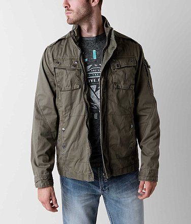BKE Fatigue Jacket - Men's Outerwear - Canvas | Buckle