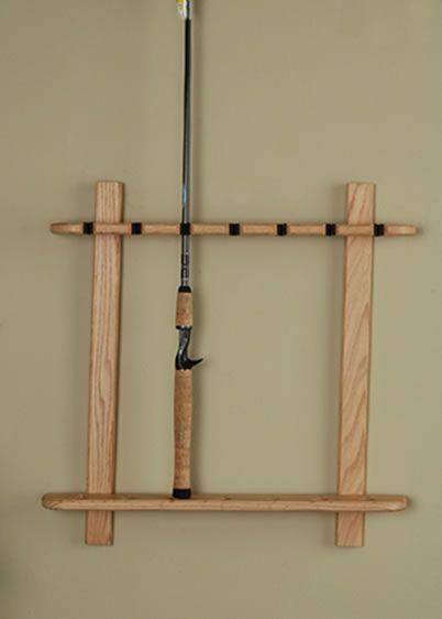 Fishing pole holder buckwheat hand me my fishin 39 pole for Fishing poles near me