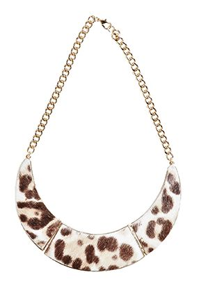 Necklace from Lovisa. #safarichic is trending at Westfield New Zealand.