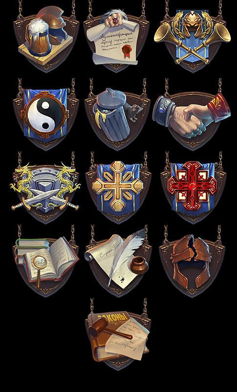 Game emblem