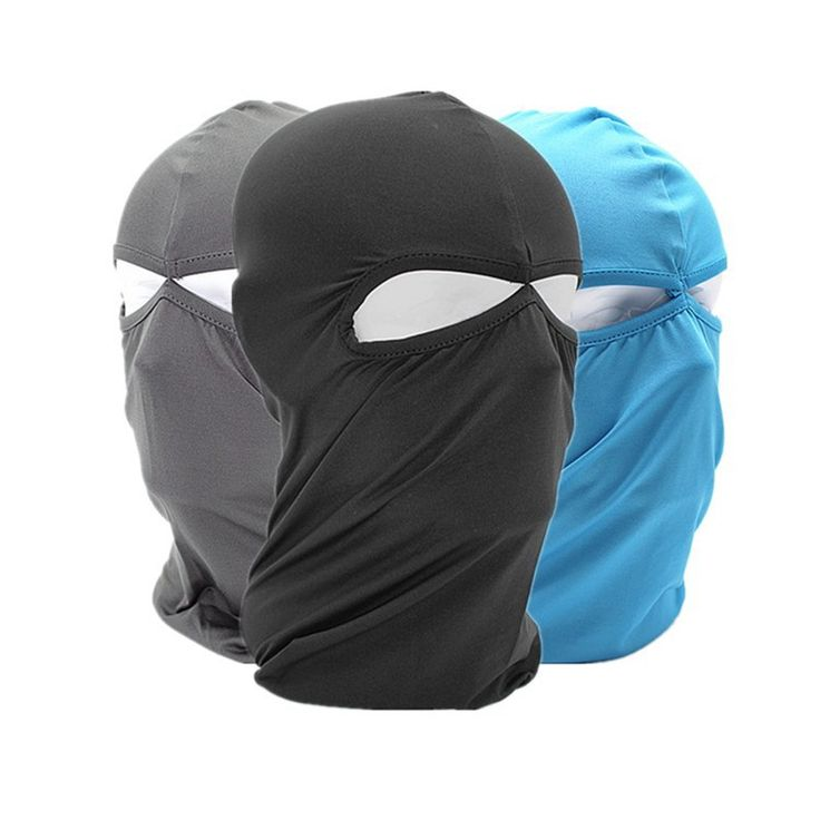 JAISATI Lycra cs cap  windshield set outdoor tactical riding head cover mask masked dust hood motorcycle Safety mask