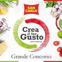 90 ingredienti, un solo vincitore: partecipa a Crea il tuo Gusto e dai vita alle nuove Più Gusto San Carlo: puoi vincere 25.000 €.