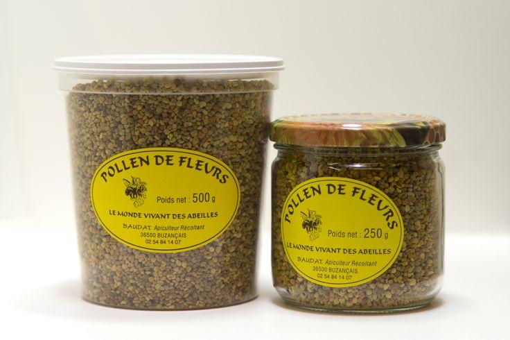 Pollen en grain