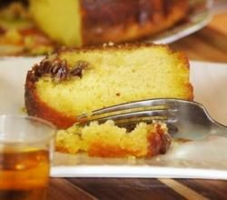 Rum Cake (Cooked on the Big Green Egg) Recipe by BallisticBBQ | ifood.tv