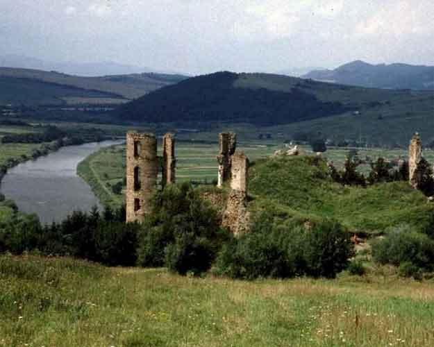 Plavec Castle,