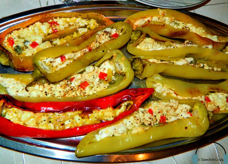 mini.press: Μόνο με πιπεριά και φέτα
