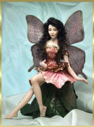 Making a Fantasy Fairy. Hada paso a paso