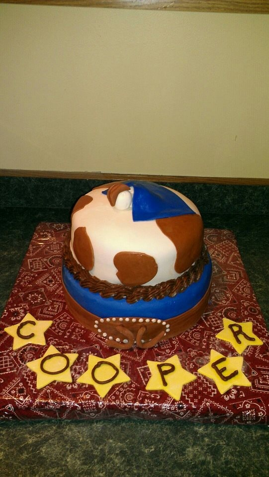 cowboy baby shower cake cake decorating pinterest