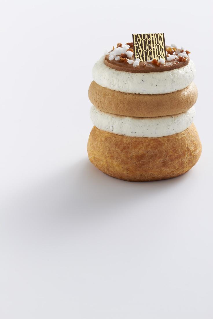 Choux Octobre-Novembre by Fauchon #fauchon #pastry #gastronomy #macaronsetgourmandises