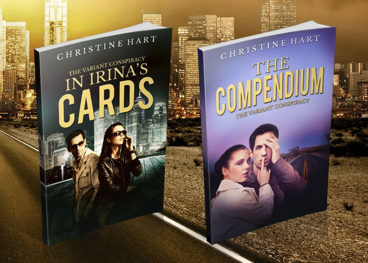 Two books added to my August giveaway! Digital copies of In Irina's Cards and The Compendium http://www.christine-hart.ca/2016/07/get-compendium-enter-to-win-paperback-3.html