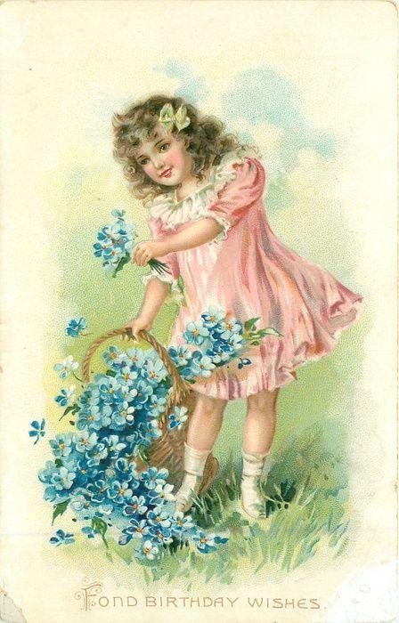 #vintage #birthday #card