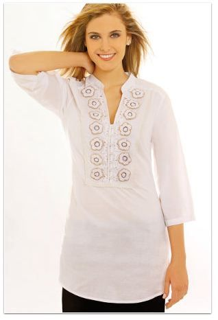 Images of Womens Dress Blouses - Reikian