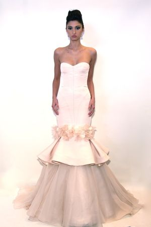 Calling all high glam brides! Check out this amazingRafael Cennamo wedding gown from Spring 2014!