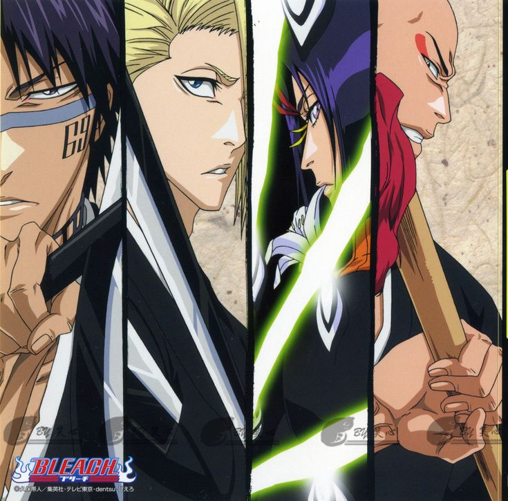 Anime Characters From Bleach : Best bleach images on pinterest manga anime