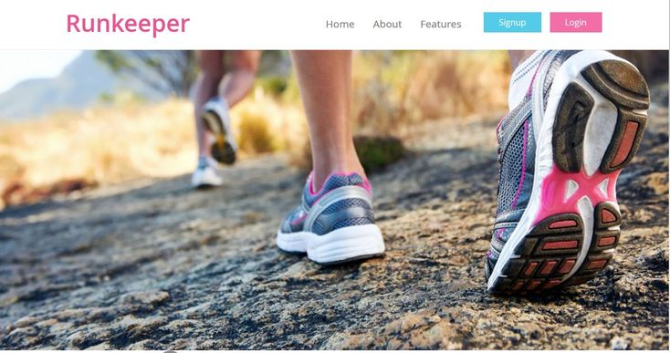 Runkeeper is a template jQuery free Responsive web design template. You can use this template for any kind of mobile app website, Runkeeper build for web template in glossy style but you can use this template as per your requirement.