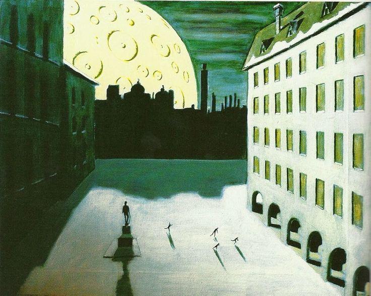 Dino Buzzati, Una fine del mondo, 1967.