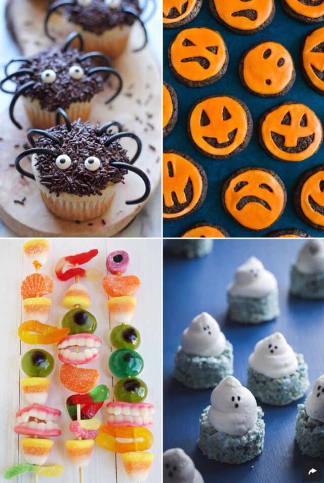 23 Cute Not Creepy Halloween Desserts