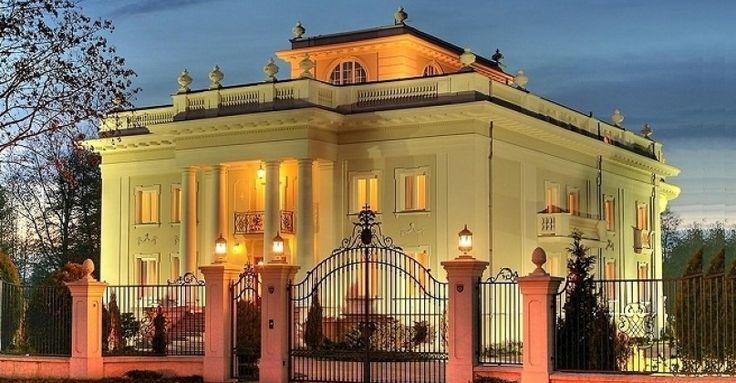 Pałacyk Otrębusy - Sale weselne Warszawa - Mazowieckie - STRONA GŁÓWNA