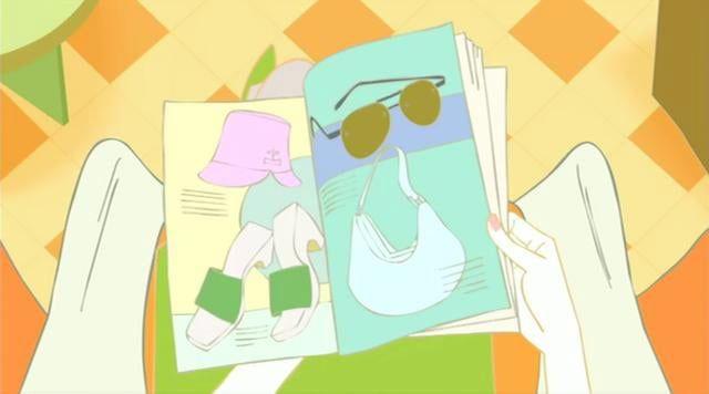 Ghibli ga Ippai Special Short Short 19. Portable Airport  캡슐의 나카다 야스타카 와 스튜디오 지브리의 모모세 요시유키 감독이 함께 작업한 SF(Sound Furniture) 3부작,   포터블 공항(ポ-タブル空港, 2004), Space station No. 9, (2005), 하늘을 나는 도시 계획 (2005)