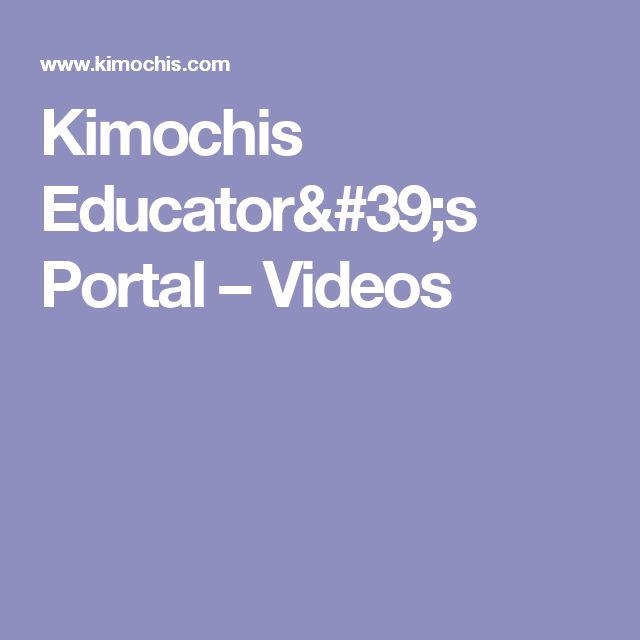 Kimochis Educator's Portal  –  Videos