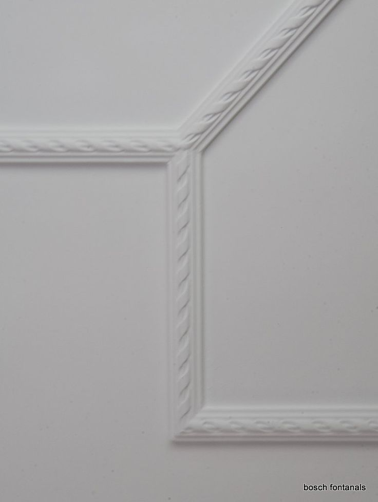 Ceiling Molding II