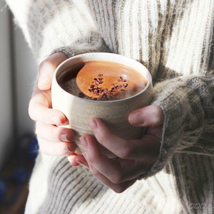 Maca Hot Chocolate [The Holistic Ingredient]