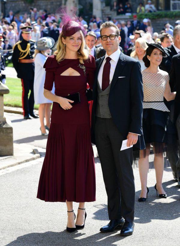 Die Besten Gekleideten Gaste Bei Der Royal Wedding Die Die Show