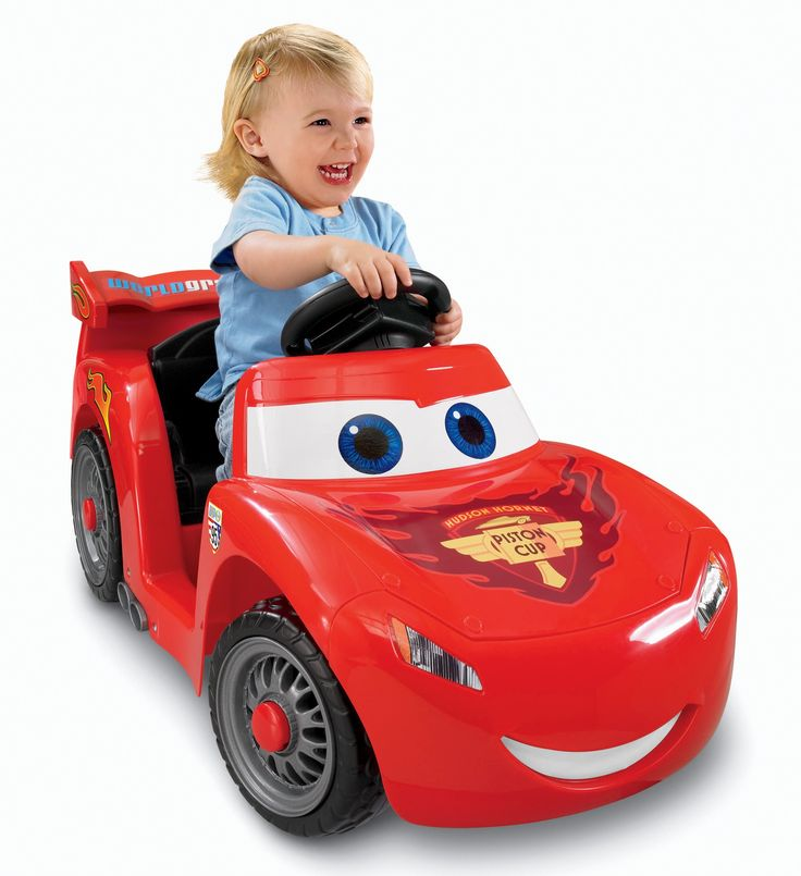 Fisher-Price Power Wheels Lightning McQueen 6-Volt Battery-Powered Ride-On (Ages 12 mos - 3 years) Review