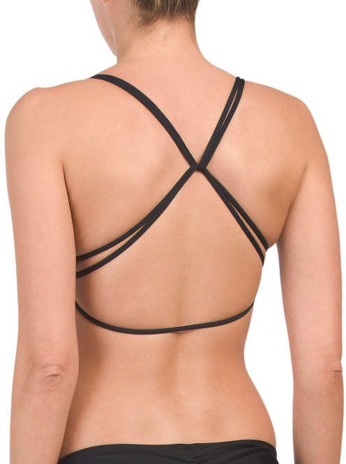 Made In Usa Hartley Bikini Top