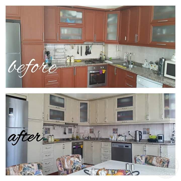 Mutfak Dolabi Mutfak Yenileme Mutfak