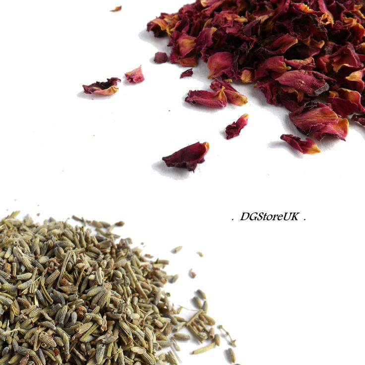 Fingers crossed but I'm hoping you'll #love this: Dried #Lavender or #Rose Petals - #Craft