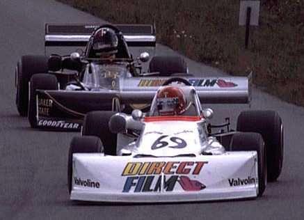 Gilles Villeneuve Canadian and IMSA Formula Atlantic 1976
