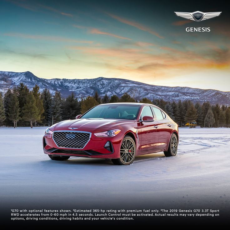 Wherever Your Travel Takes You, The Genesis G70 –2019