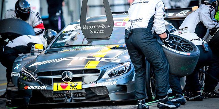 PAUL DI RESTA #3 Mercedes-AMG DTM Team HWA