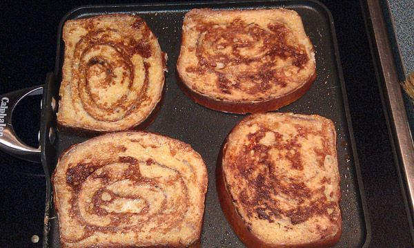 Cinnamon Swirl French Toast | Recipes to try this week | Pinterest