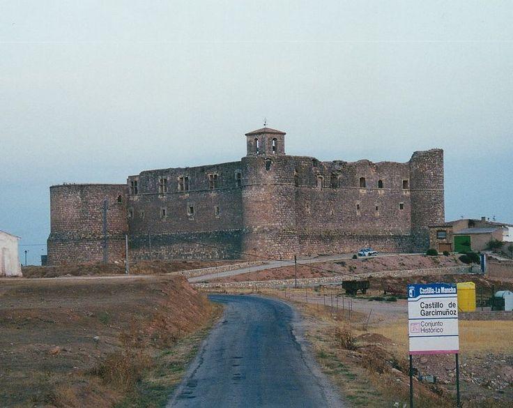 Cuenca Castillo de Garcimuñoz