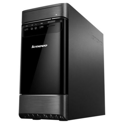 Lenovo H520e Desktop Base Unit, Intel Core i3, 4GB RAM, 1TB