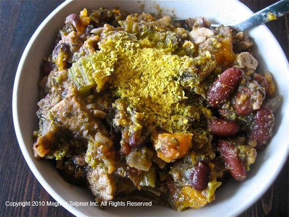 Beanerific Chili | Meghan Telpner Nutritionista