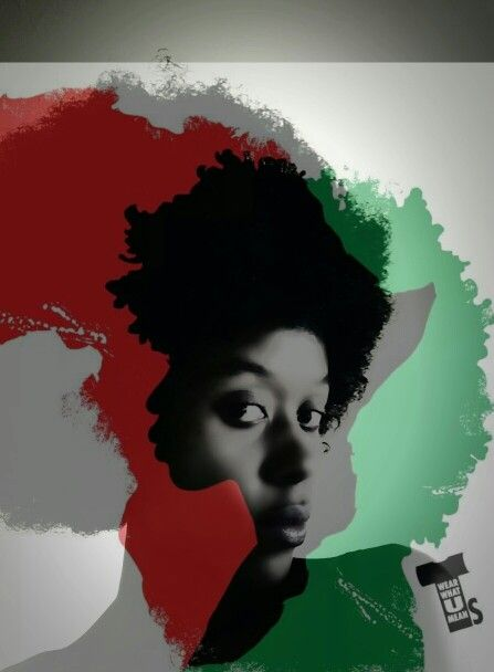 Proudly african