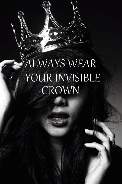 Because every girl should feel like royalty.